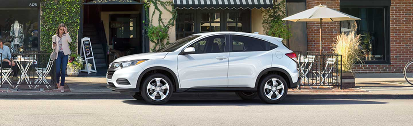 Explore The Features Of The 2020 Honda HR-V Crossover In Tampa