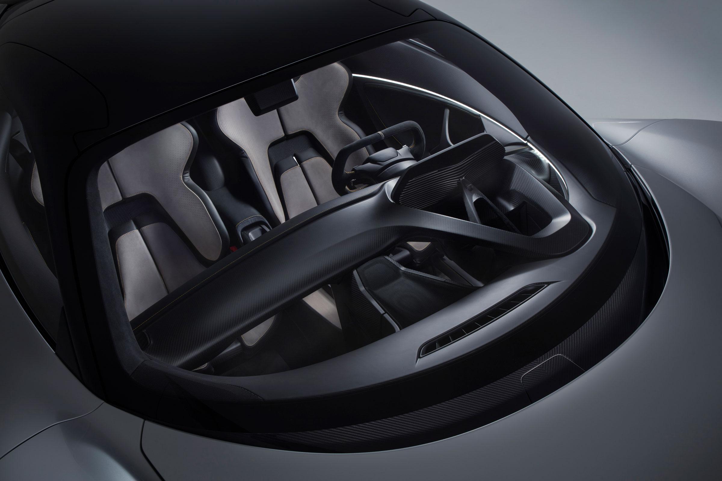 Evija Electric Hypercar