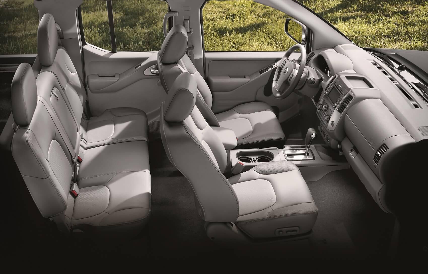 Nissan Frontier Interior