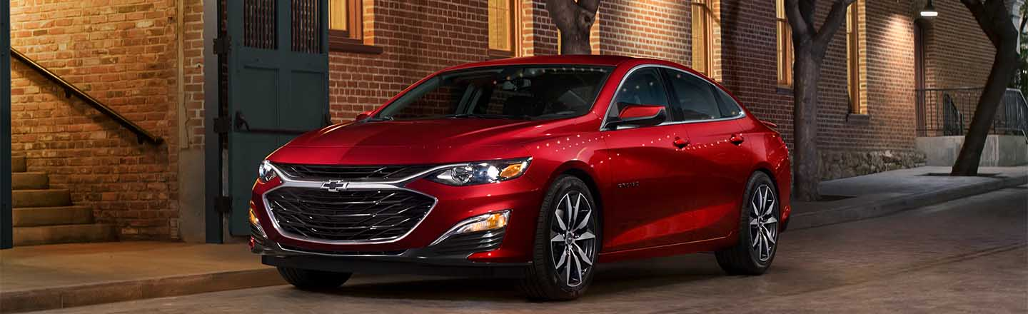 Our Costa Mesa, CA, Auto Dealer Has The 2020 Chevy Malibu In Stock