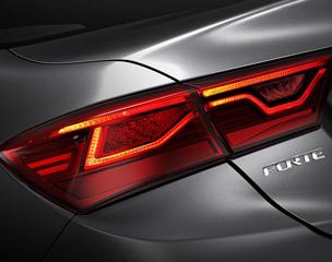 Rear LED Lighting