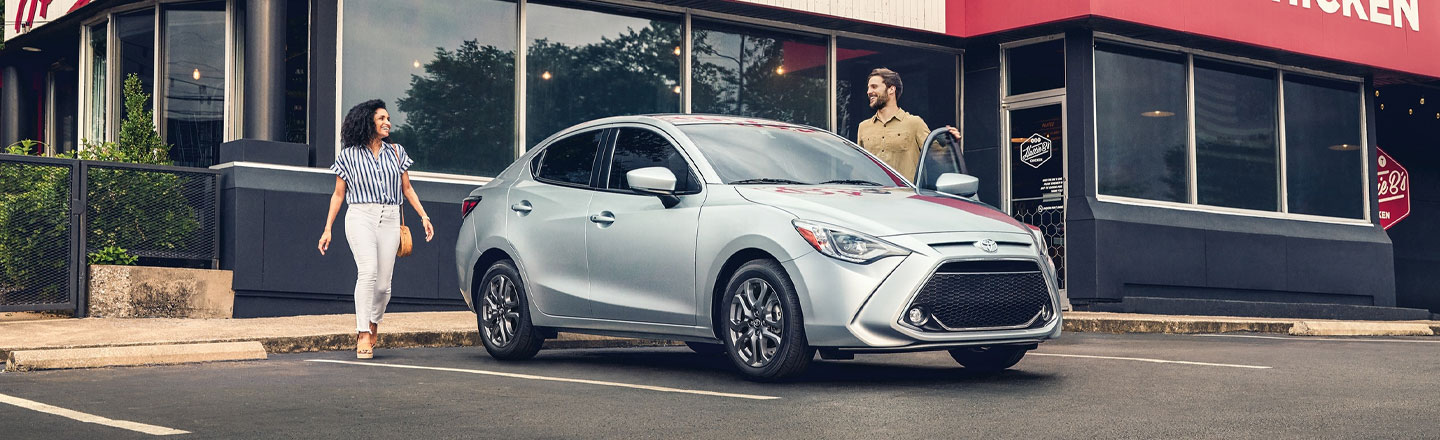 Test Drive The New 2020 Toyota Yaris In New Iberia, LA