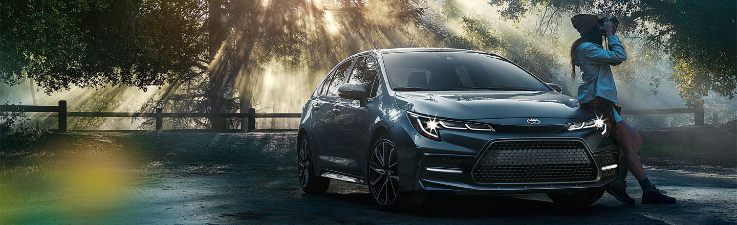 Test Drive The New 2020 Toyota Corolla Hybrid In New Iberia, LA