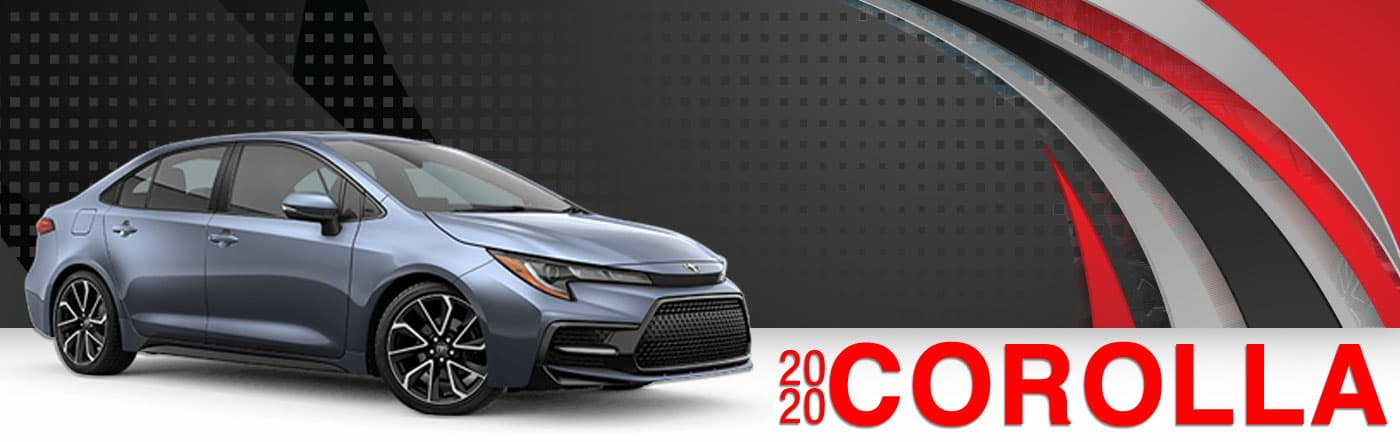 2020 Gray Exterior corolla On Road at Stevinson East Toyota