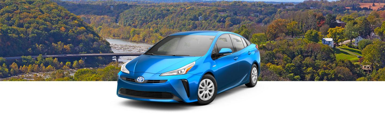 An Eco-Friendly 2020 Toyota Prius Waits For You In Iron Mountain, MI