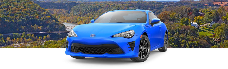 Treat Yourself To A 2020 Toyota 86 Sports Car In Iron Mountain, MI