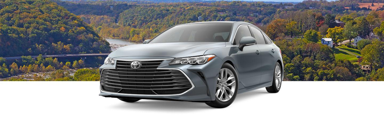 Head To Our Iron Mountain, MI, Toyota Dealer To Meet The 2020 Avalon