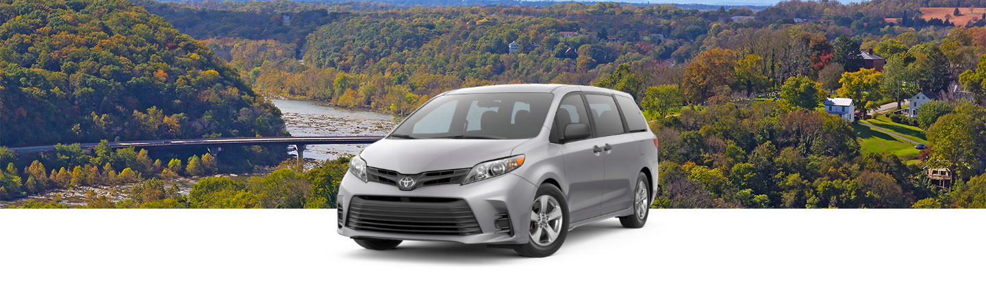 Our Iron Mountain, Michigan, Toyota Dealer Has The 2020 Sienna!