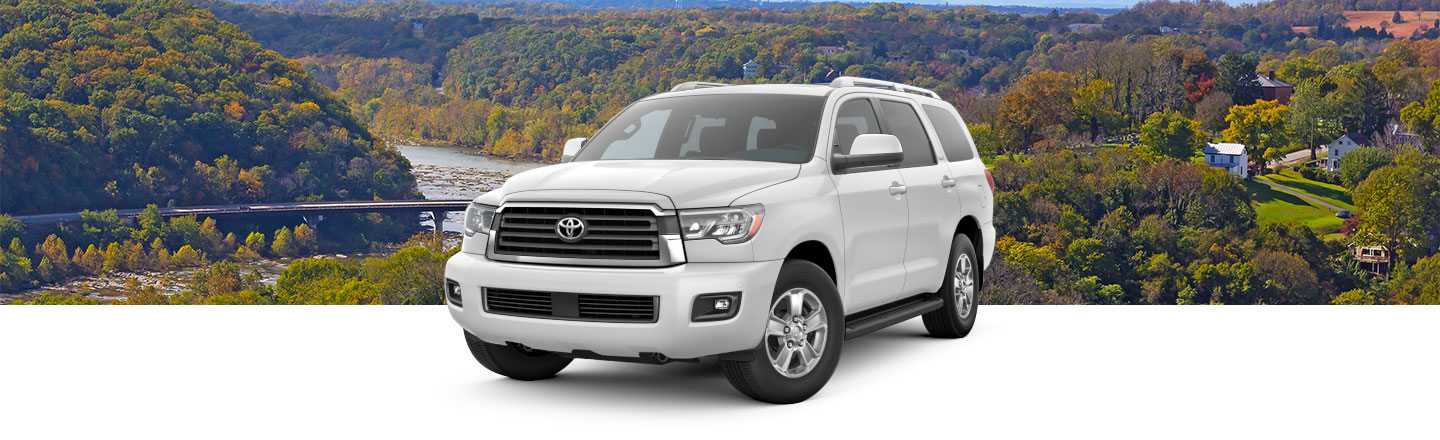 Bergeron Toyota In Iron Mountain, MI, Welcomes The 2020 Sequoia