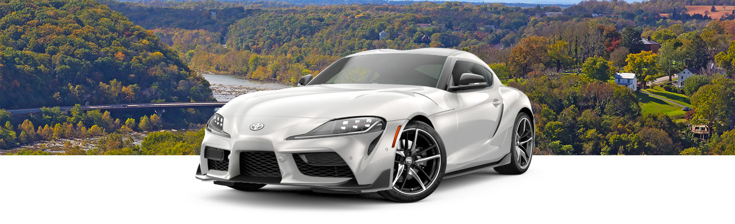 The All-New 2020 Toyota GR Supra Has Arrived In Iron Mountain, MI