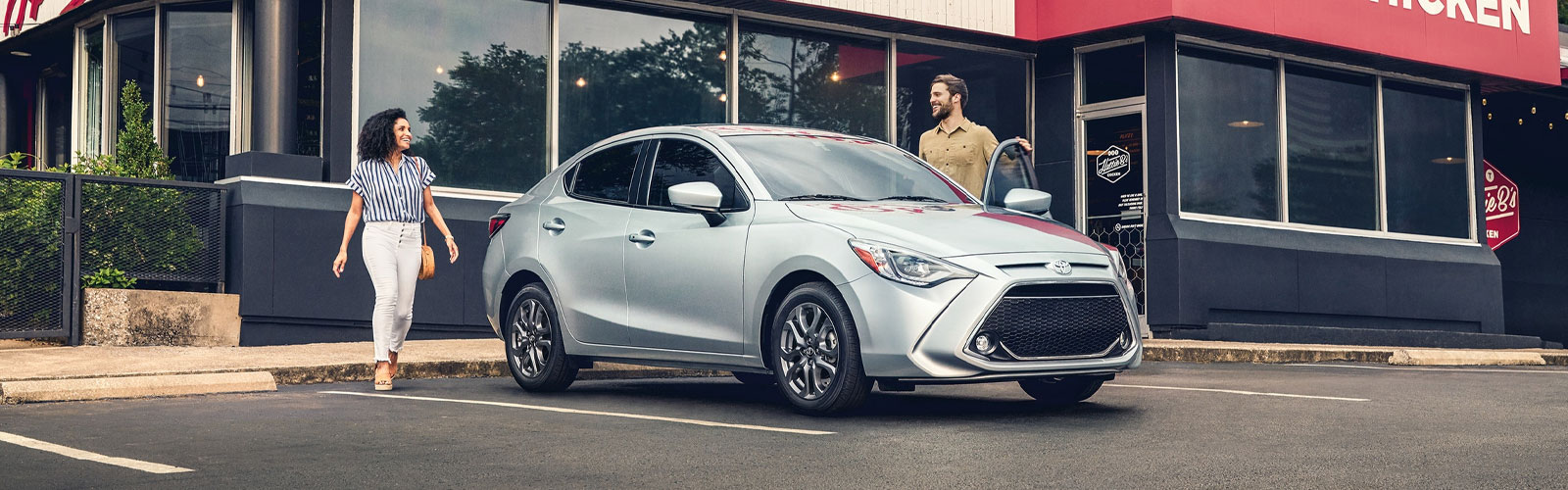 2020 Toyota Yaris Subcompact Cars For Sale In Grenada, Mississippi