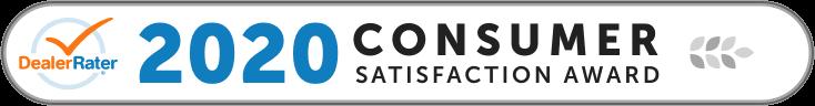 2020 DealerRater Consumer Award