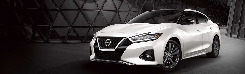 Meet The New 2020 Nissan Maxima Sedan Now Available In Paris, TX