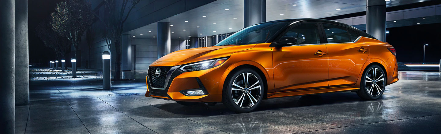 Meet The New 2020 Nissan Sentra Sedan At Our Dealership In Paris, TX