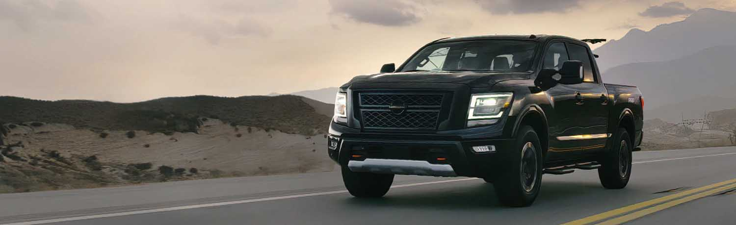 Discover The New 2020 Nissan Titan At Mathews Nissan Of Paris