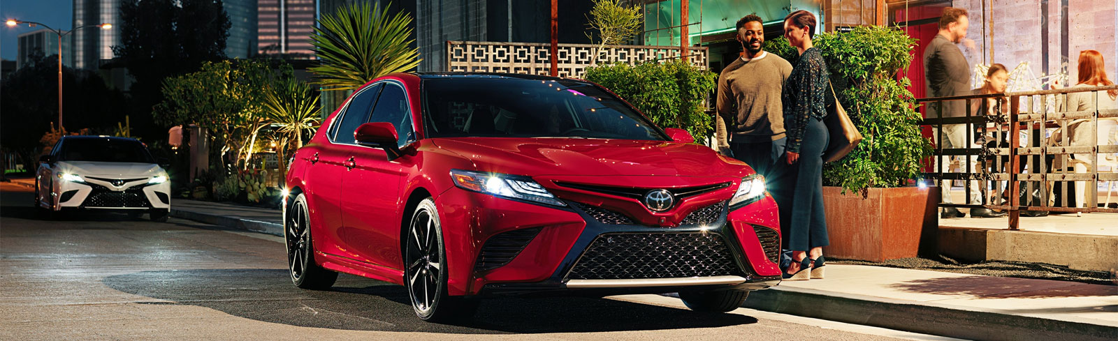 All New 2020 Toyota Camry Available at Future Toyota of Yuba City