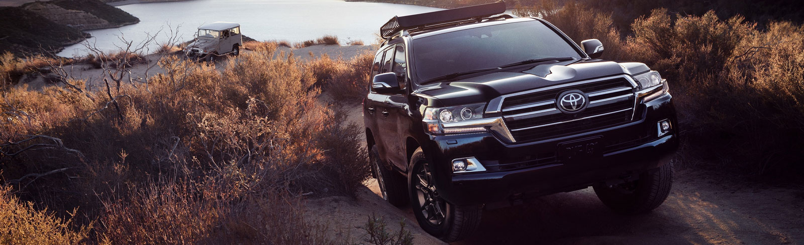 All New 2020 Toyota Land Cruiser for Sale at Future Toyota of Yuba City