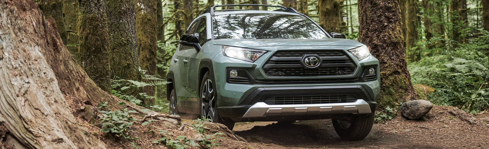 All New 2020 Toyota RAV4 for Sale at Future Toyota of Yuba City