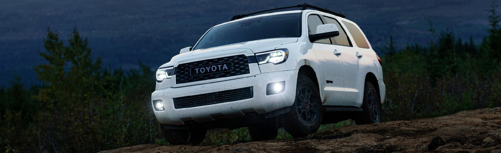 All New 2020 Toyota Sequoia for Sale at Future Toyota of Yuba City