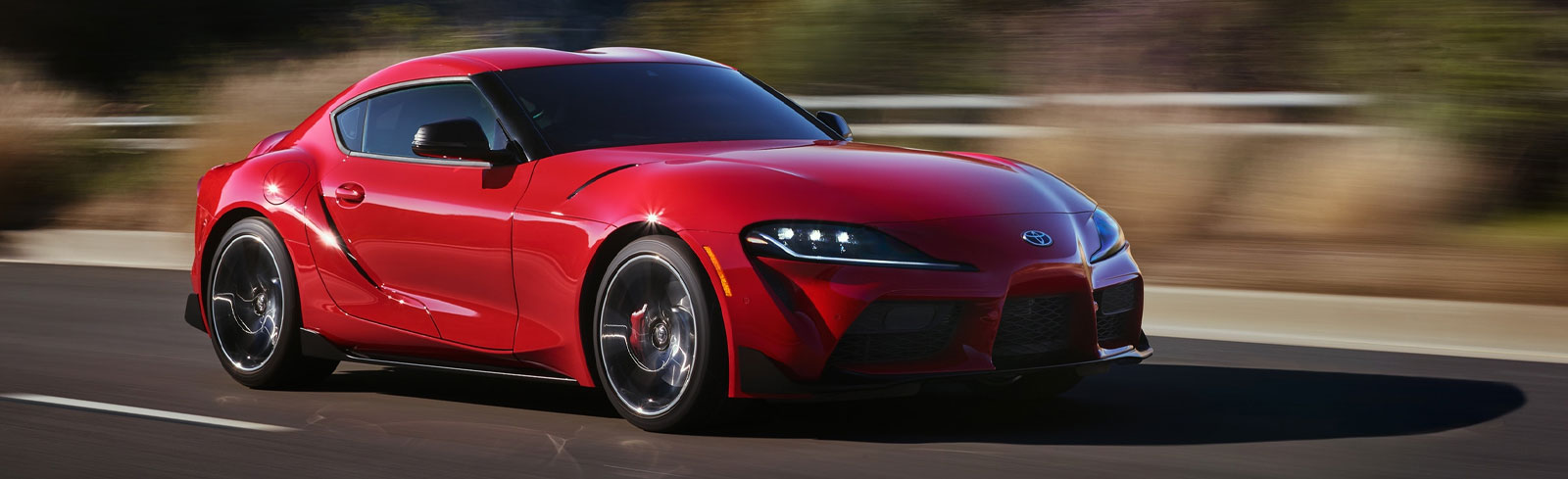 All New 2020 Toyota GR Supra for Sale at Future Toyota of Yuba City