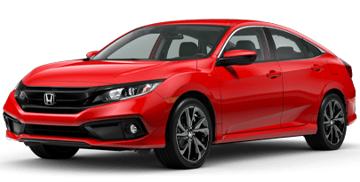 2021 Civic Sport Automatic