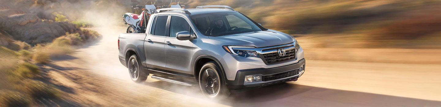 2020 Honda Ridgeline At Our Marion, OH, Auto Dealer
