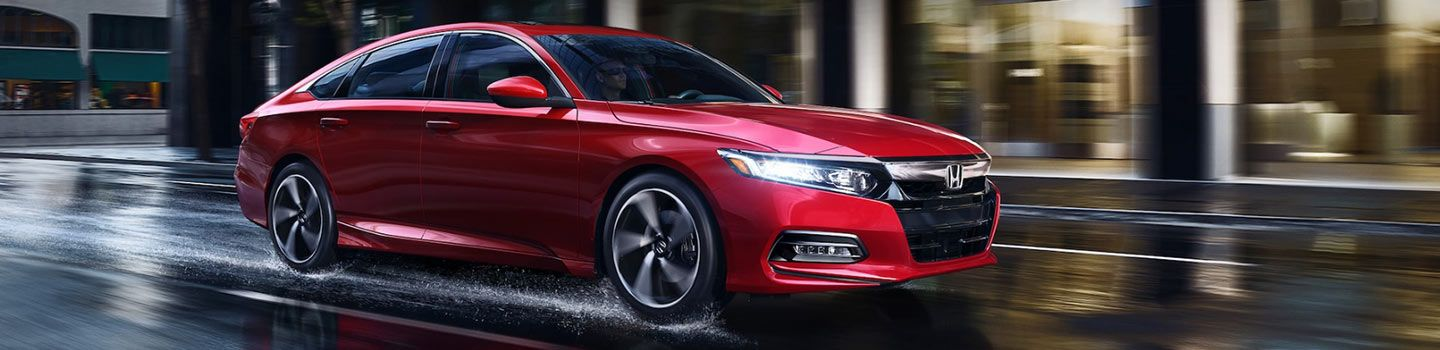 New 2020 Honda Accord At Our Paris, Texas, Auto Dealer