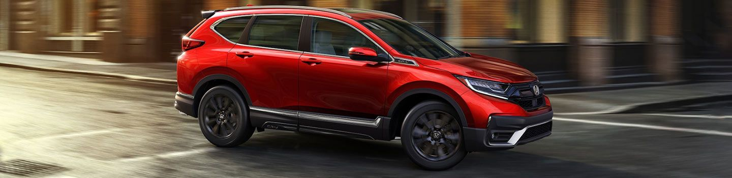 2020 Honda CR-V At Our Paris, TX, Auto Dealer