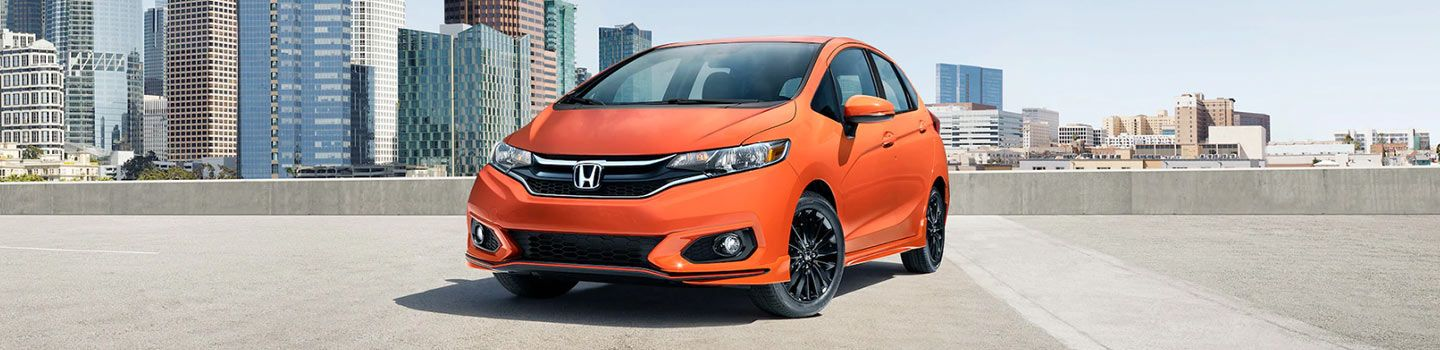 Try A 2020 Fit On For Size, Visit Our Paris, Texas, Honda Dealership