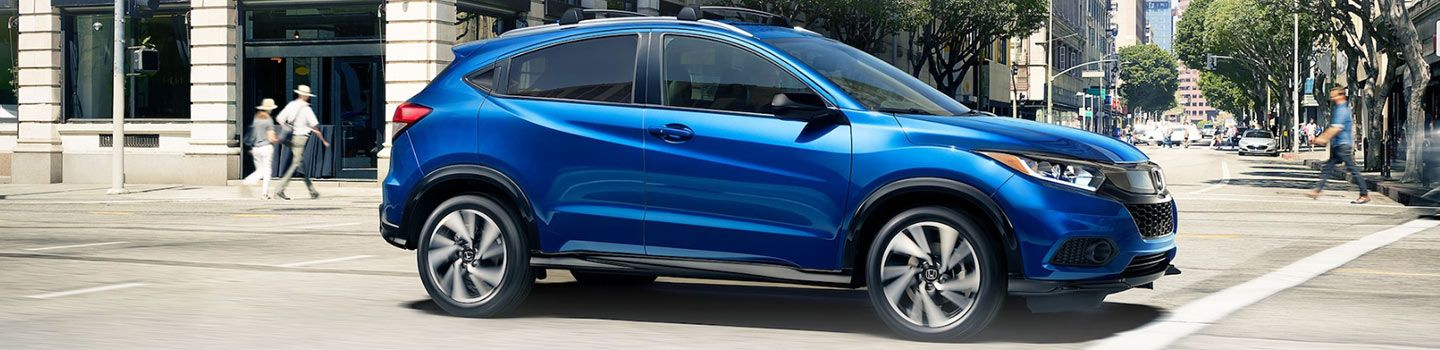 The 2020 Honda HR-V Has Arrived At Our Marion, Ohio, Auto Dealer