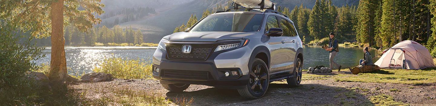 2020 Passport From Our Honda Dealer