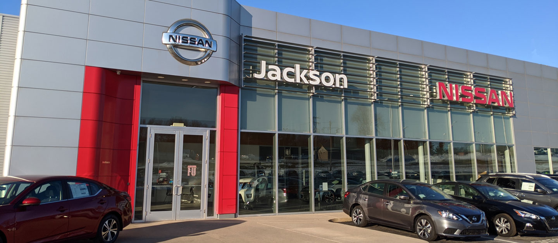 Jackson Nissan Dealer In Jackson, MI