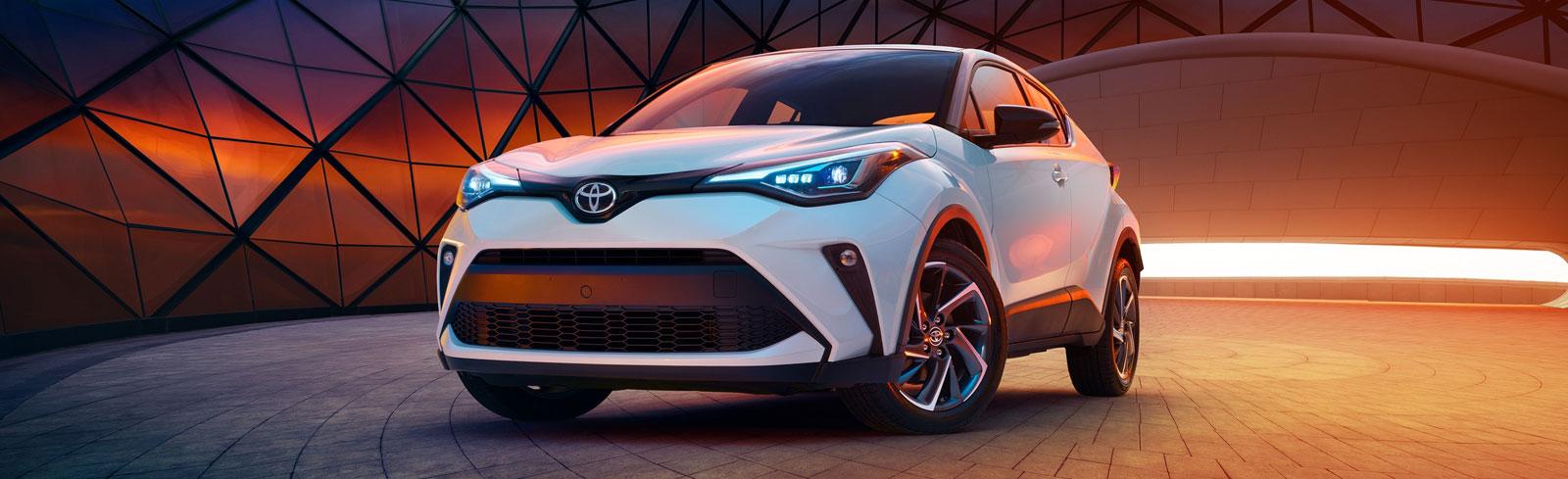 2020 Toyota C-HR Crossover in Oklahoma City, near Edmond, OK