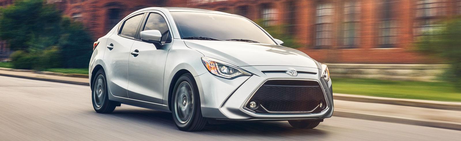 2020 Toyota Yaris Sedan in Oklahoma City, near Edmond, OK