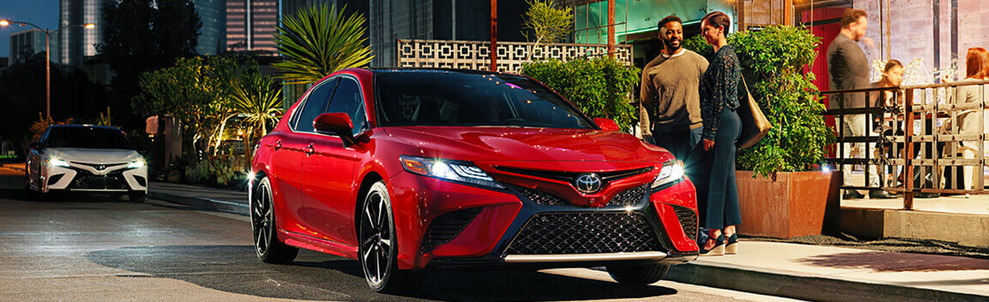 Check Out the New 2020 Toyota Camry in Venice, Florida Today