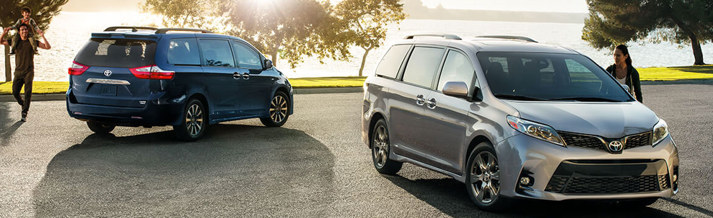 Discover the 2020 Toyota Sienna Minivan in Venice, Florida