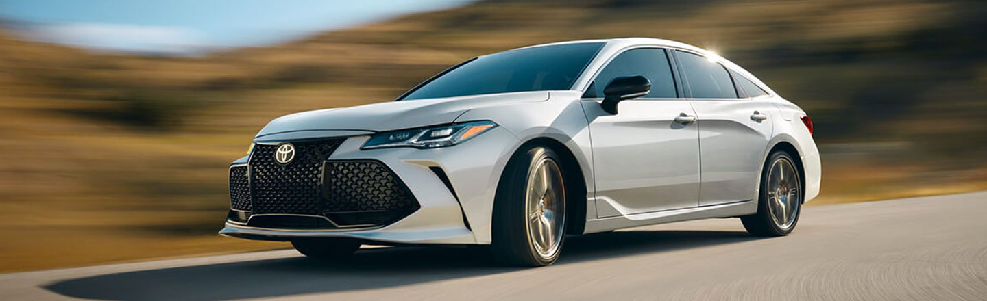 Explore the New 2020 Toyota Avalon Sedan in Venice, Florida