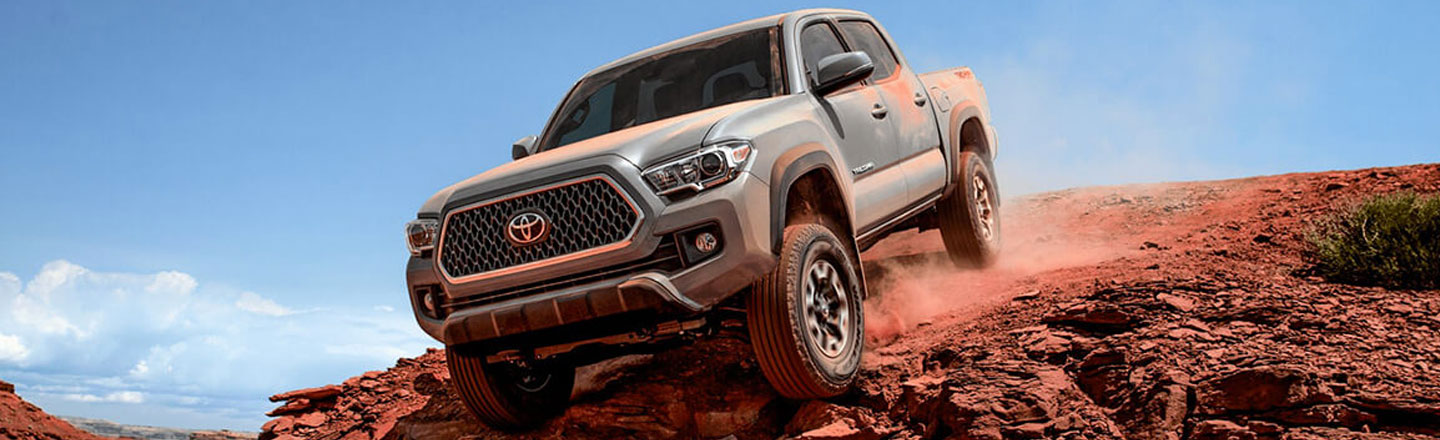 Uncover the New 2020 Toyota Tacoma Truck in Venice, Florida