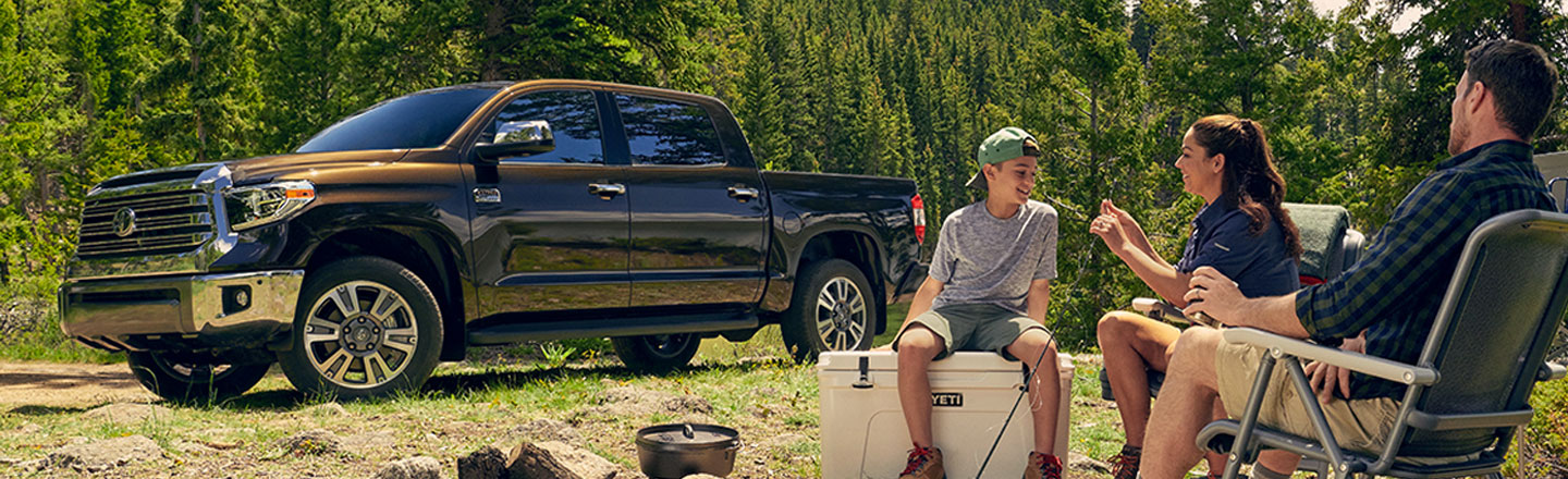 Experience the New 2020 Toyota Tundra Truck in Venice, Florida