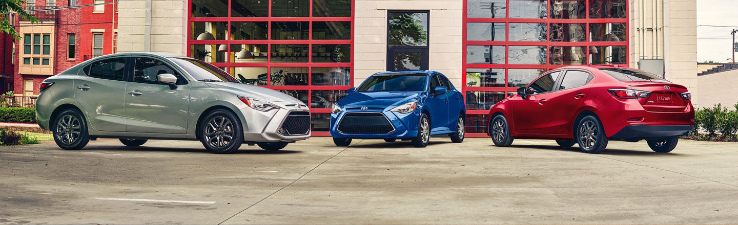 Experience the New 2020 Yaris Subcompact Car in Venice, Florida
