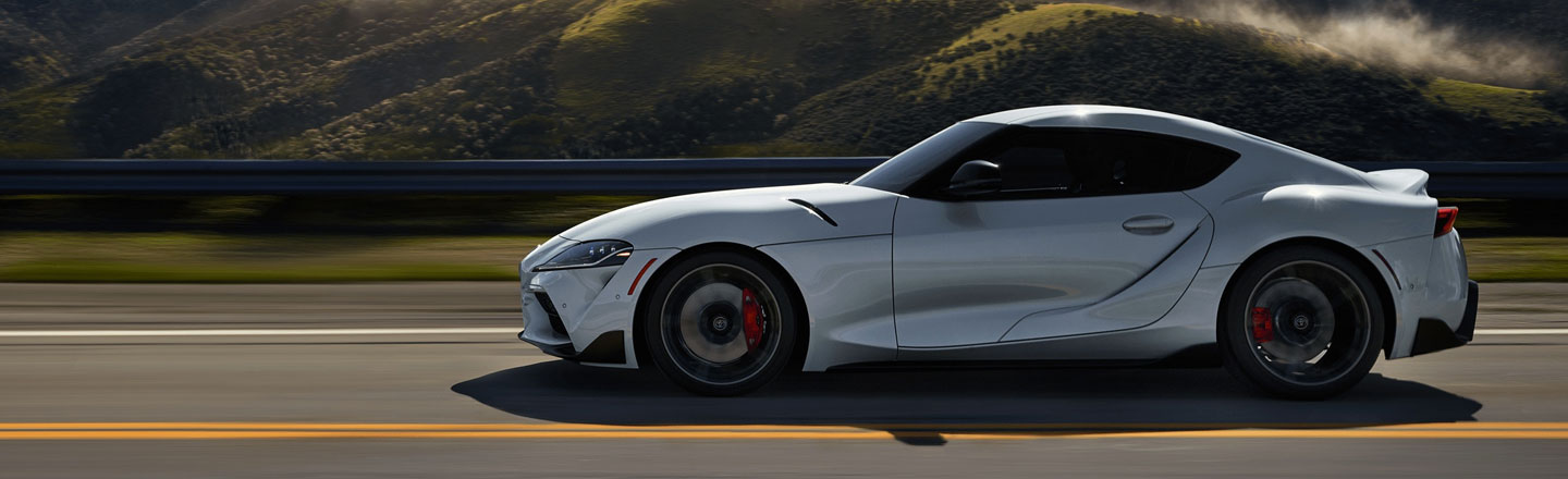 Experience the New 2020 Toyota GR Supra in Venice, Florida