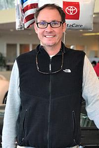 Paul McKnight Bio Image