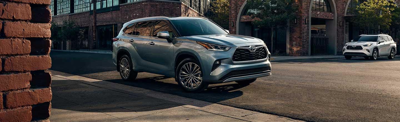 2020 Toyota Highlander | Vann York Toyota