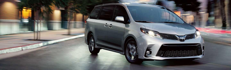 2020 Toyota Sienna | Vann York Toyota