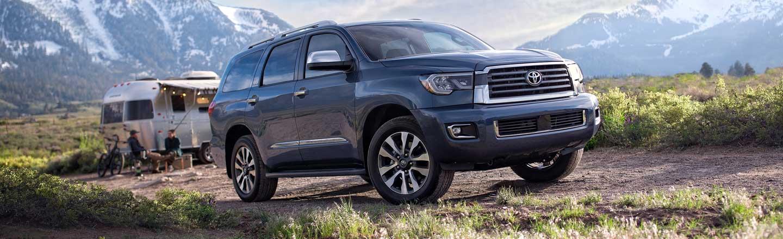 2020 Toyota Sequoia | Vann York Toyota