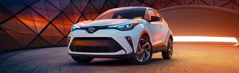 2020 Toyota C-HR | Vann York Toyota