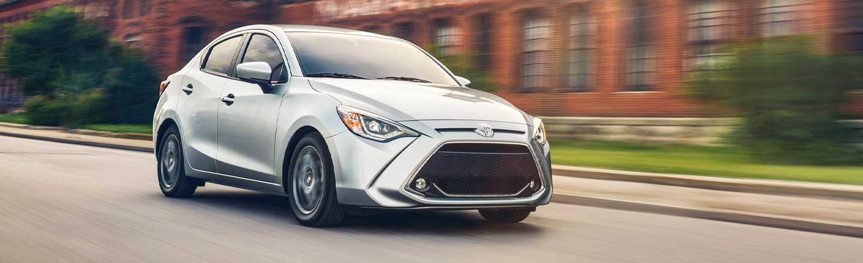 2020 Toyota Yaris | Vann York Toyota