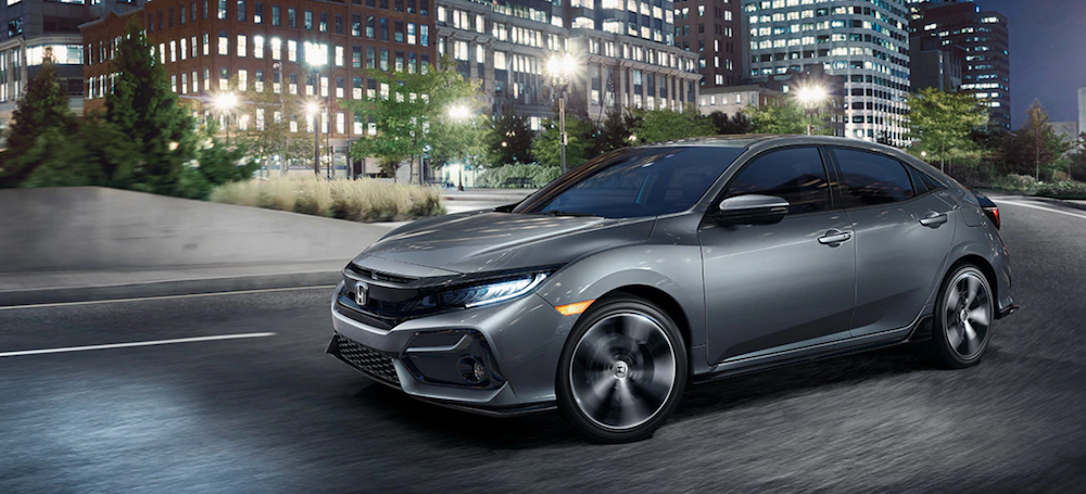 Blog Honda Civic Hatchback