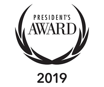 2019 presidents award image