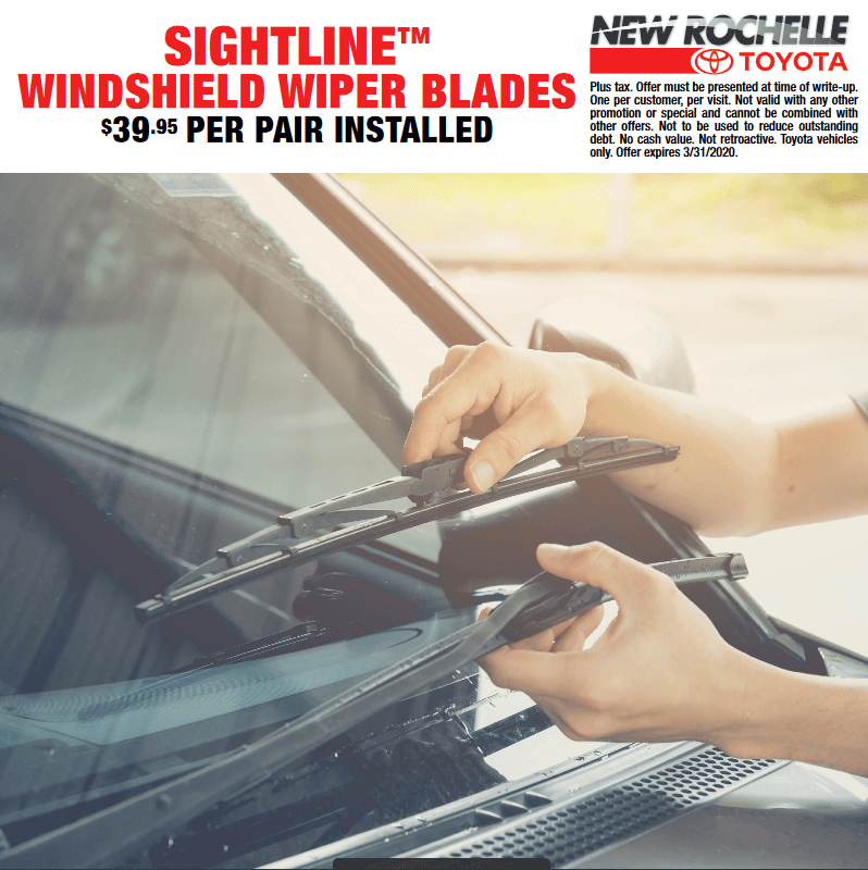 SIGHTLINE WINDSHIELD WIPER BLADES